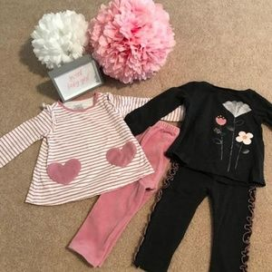2 Comfy Play outfits